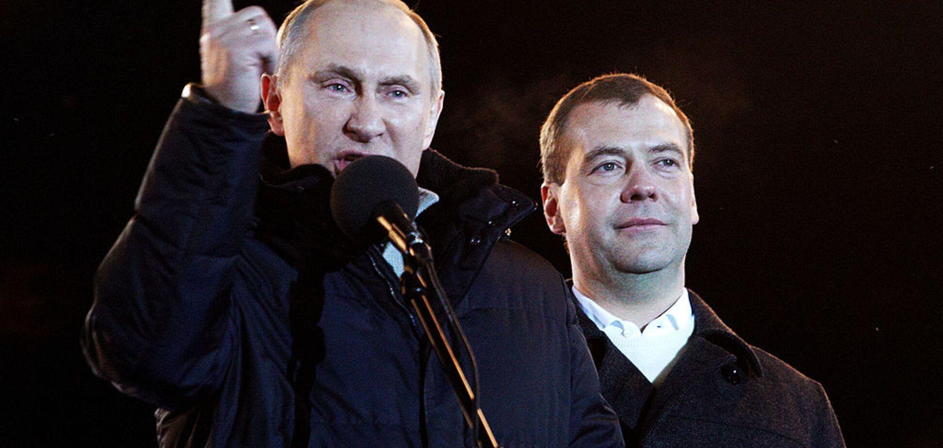 Фото топлесс недостаточно: в Украине озвучен план победы Путина на выборах