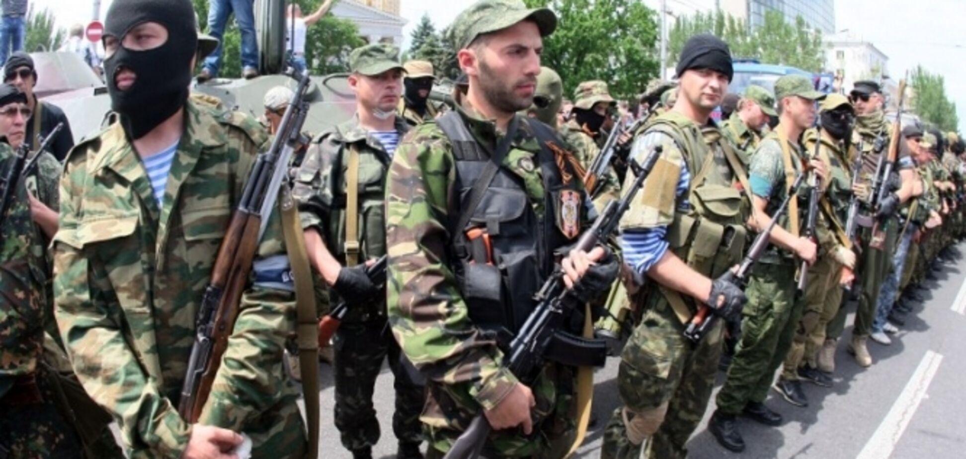 У штабі АТО розсекретили плани терористів