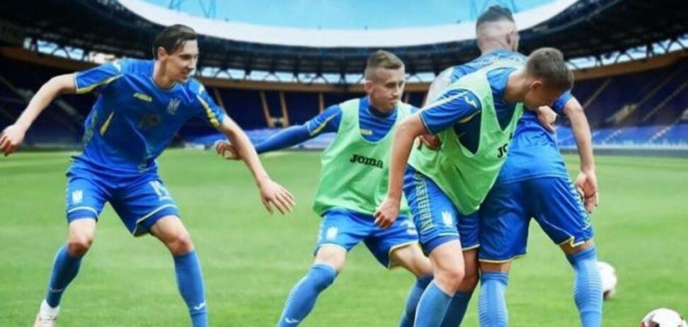 Денис Гармаш сборная Украины