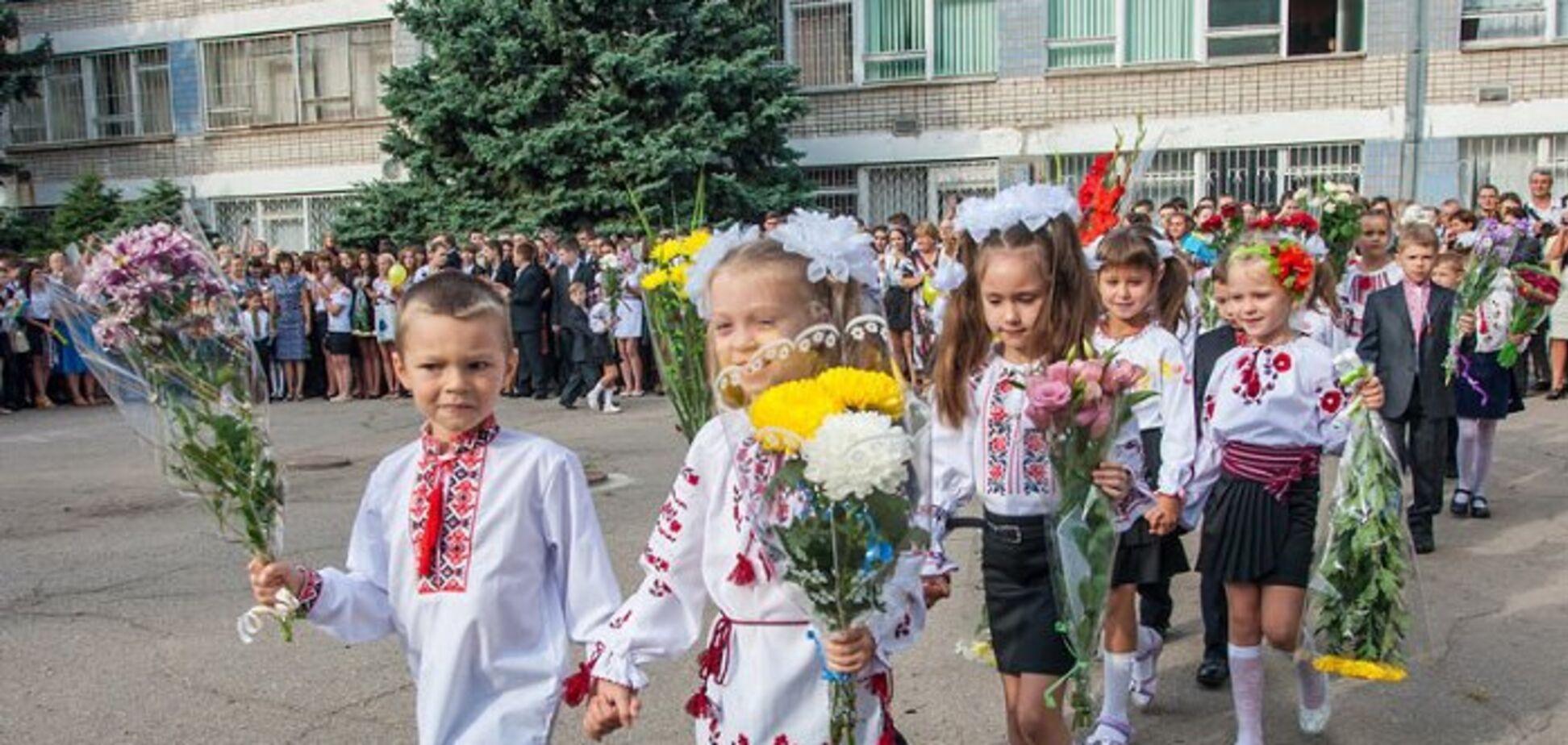 'И будет вам счастье': украинский писатель рассказал, что лучше всего дарить на 1 сентября