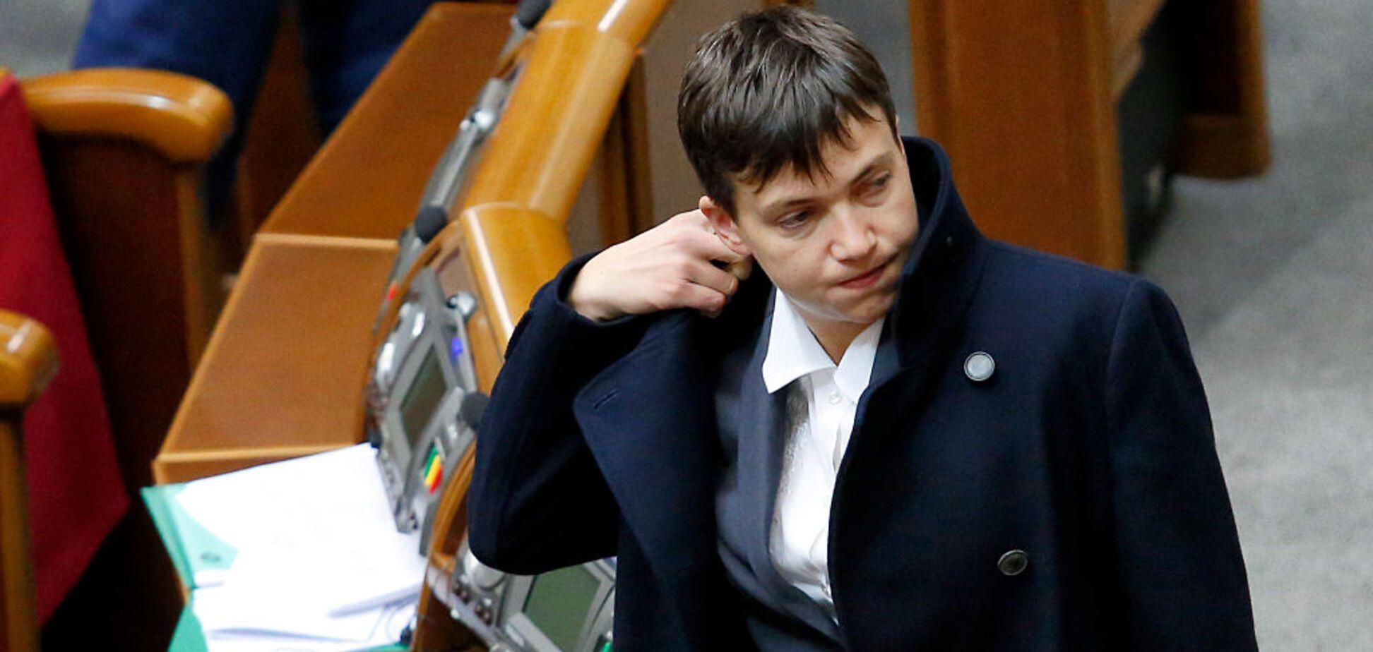 'Мы пожали друг другу руки': Савченко рассказала новые детали встречи с главарями 'ДНР' и 'ЛНР'