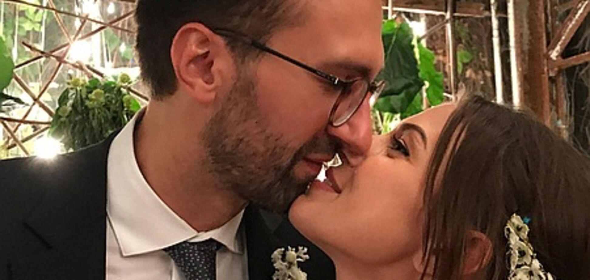 Свадьба Лещенко и Топольской