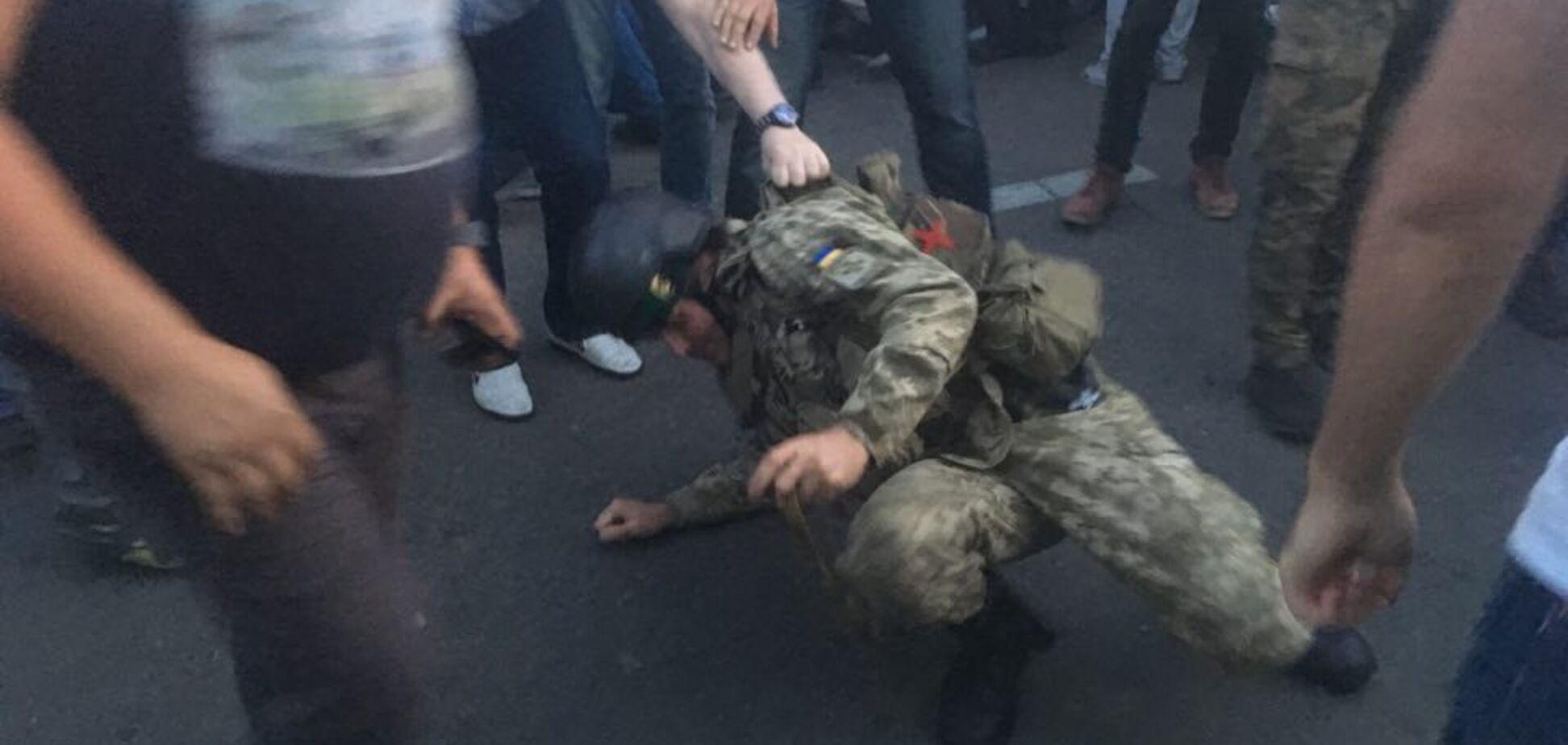 Прорыв Саакашвили: пограничники сделали заявление о применении оружия