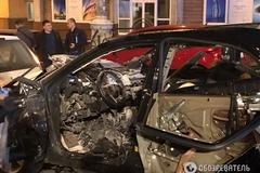 Вибух у Києві авто Махаурі