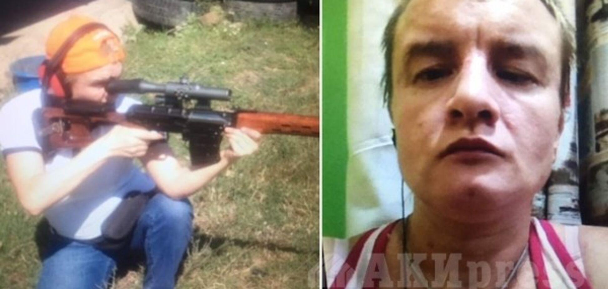 Прийшла до суду з патроном: затримана росіянка, яка воювала на Донбасі