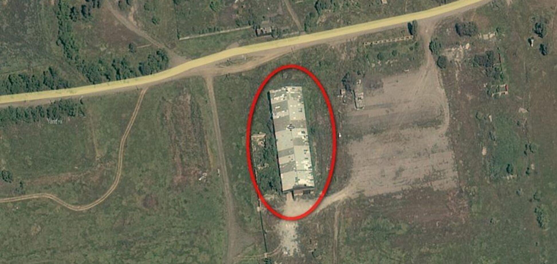 За три кілометри від ЗСУ: фото бази окупантів на Донбасі спливли у мережі