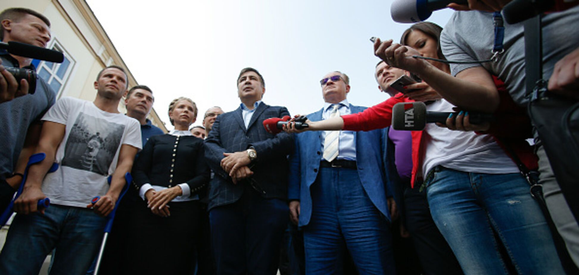 У Авакова обнародовали список нардепов-соучастников прорыва Саакашвили