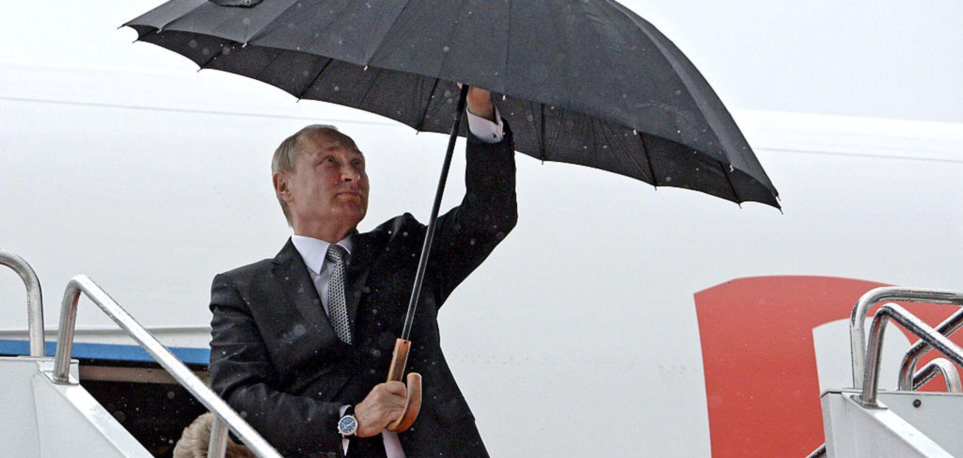 У Росії назвали єдину умову виходу Путіна з Донбасу