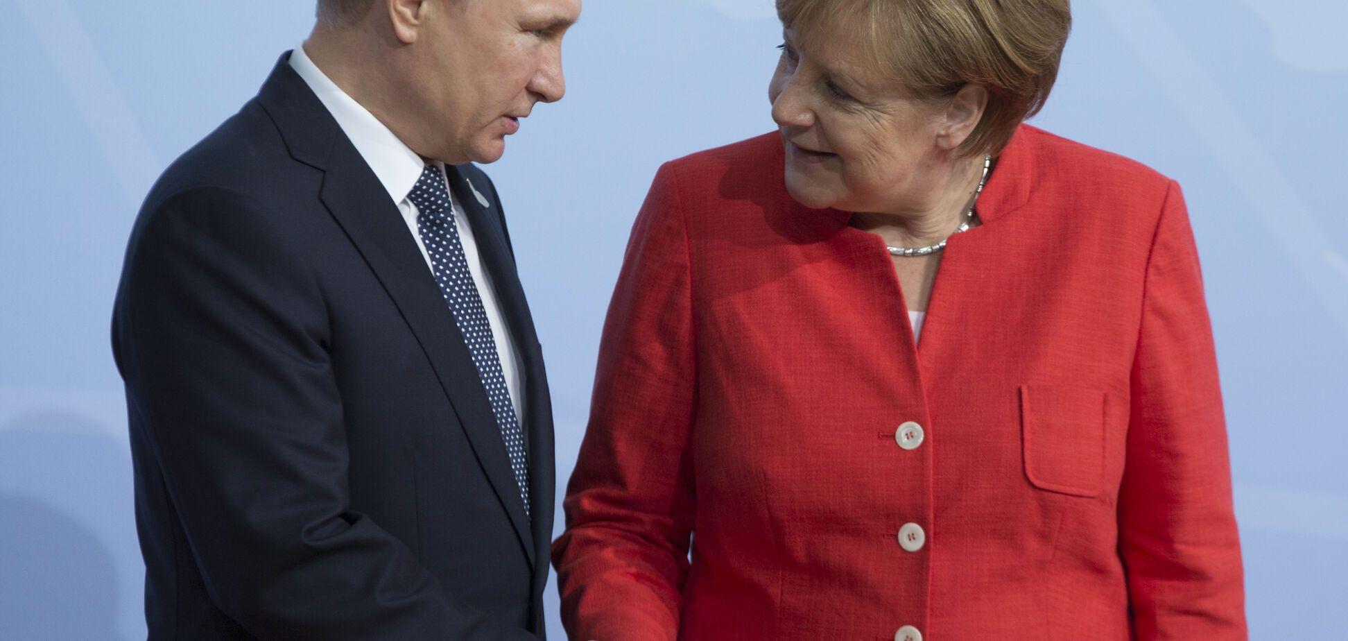 'Противоречат принципам': Путин резко изменил позицию по КНДР, общаясь с Меркель