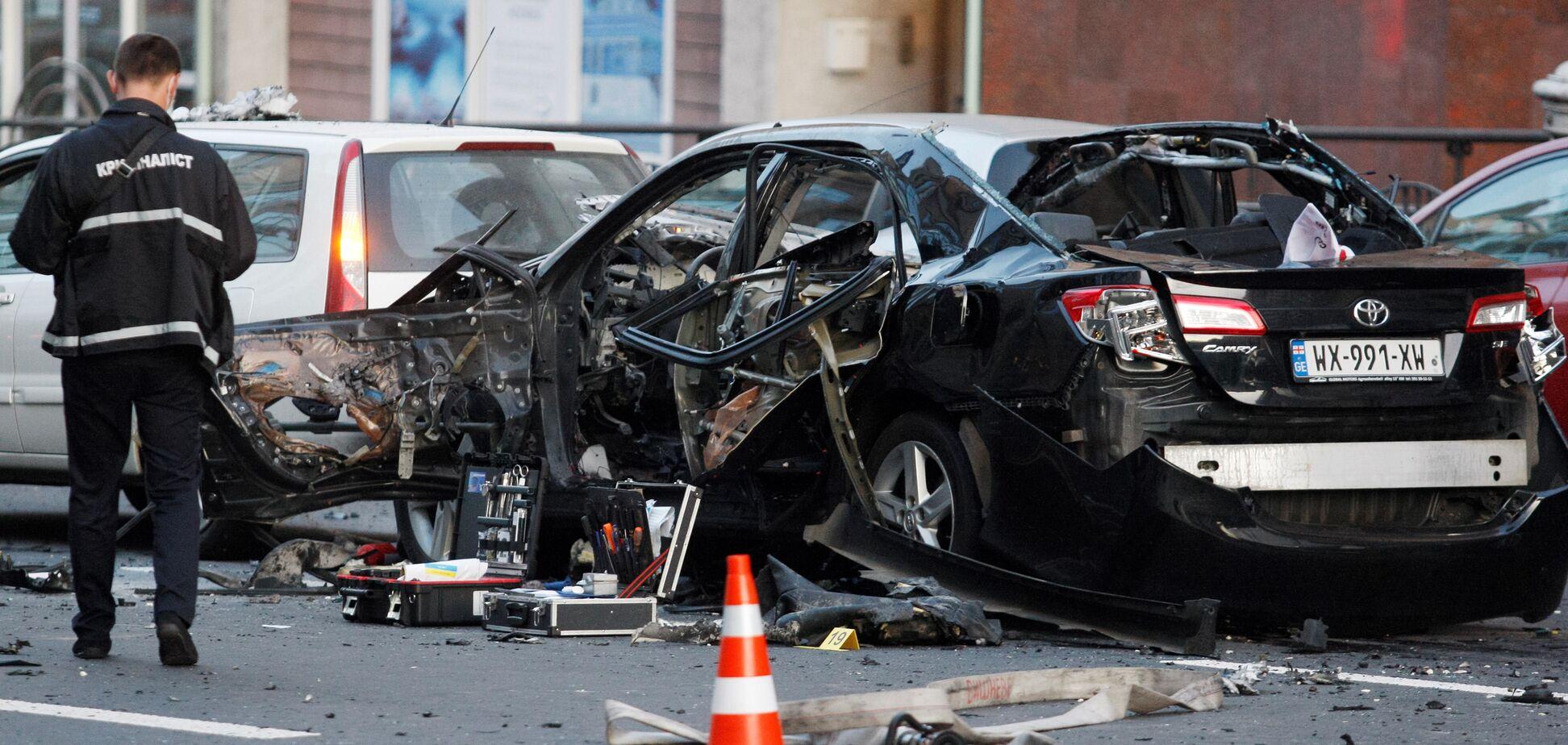 Потужний вибух у центрі Києва: стало відомо про стан постраждалої жінки