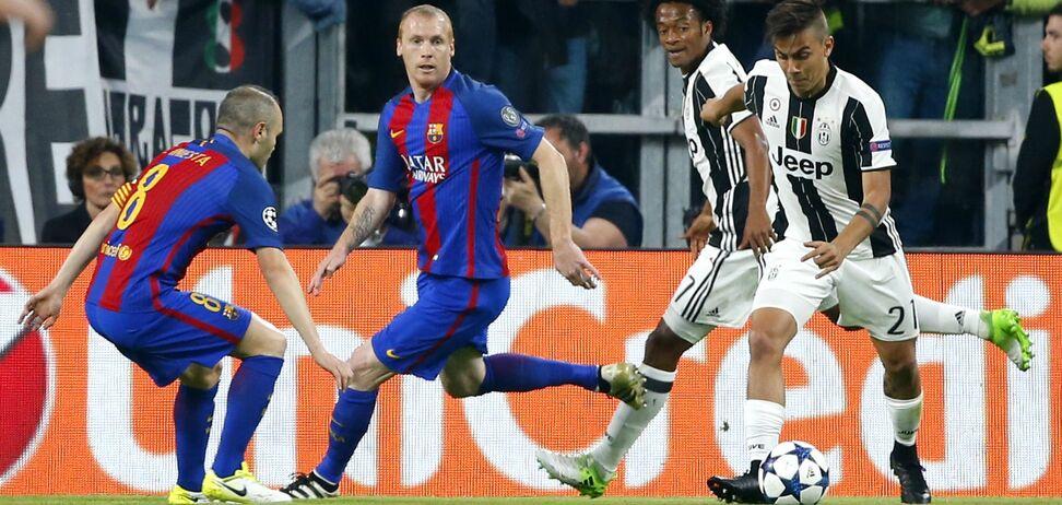 Каталония громит Турин! Барселона - Ювентус: онлайн-трансляция матча Лиги чемпионов