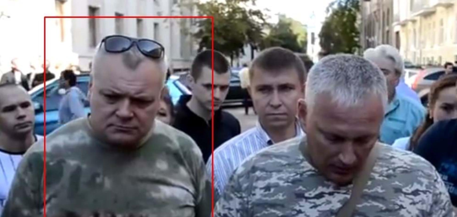 Зв'язки з криміналітетом і штурм Банкової: спливли цікаві деталі про 'помічника' Саакашвілі