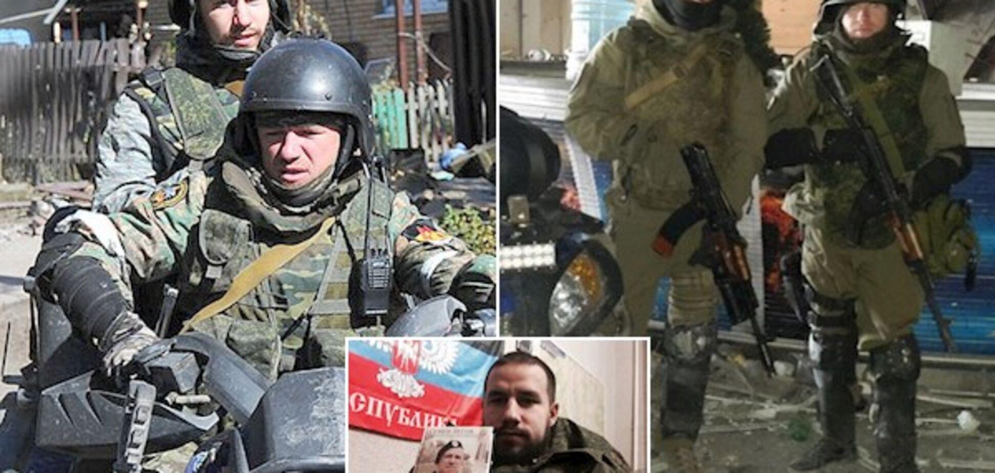 Длинный список: СБУ передала 'привет' верхушке 'Л/ДНР' и преемнику Моторолы