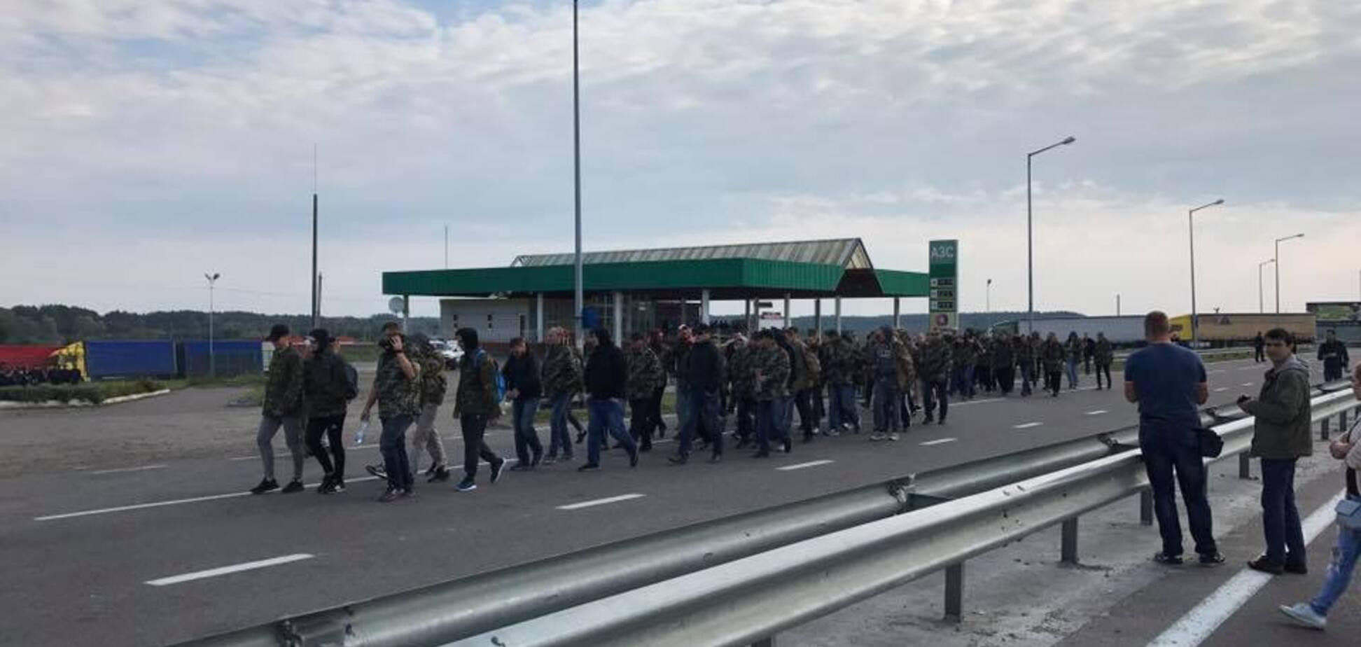 'Гастроль' Саакашвілі: у Авакова повідомили про перші затримання