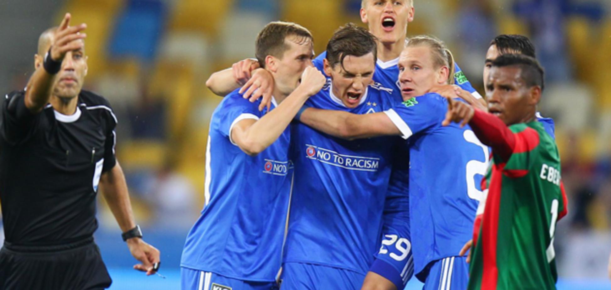Перемога! Динамо - Скендербеу: онлайн-трансляція матчу Ліги Європи