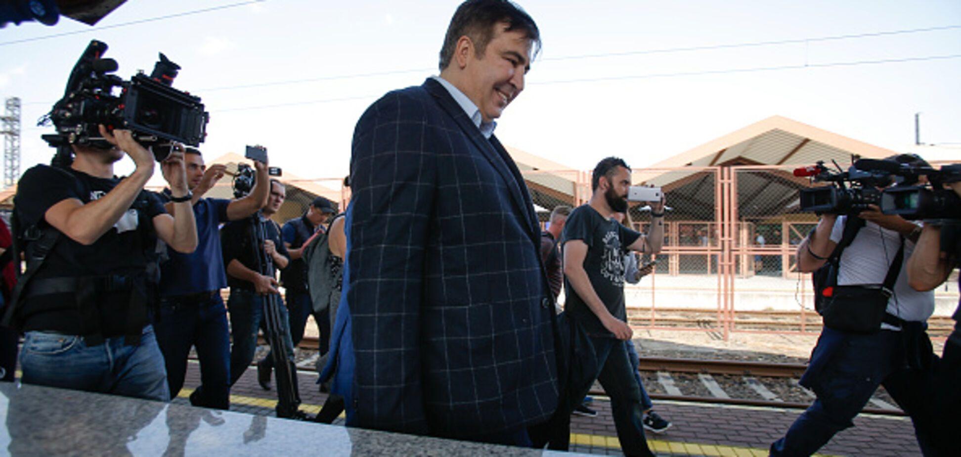Прорыв Саакашвили в Украину: в СБУ объяснили, кто 'минировал' границу
