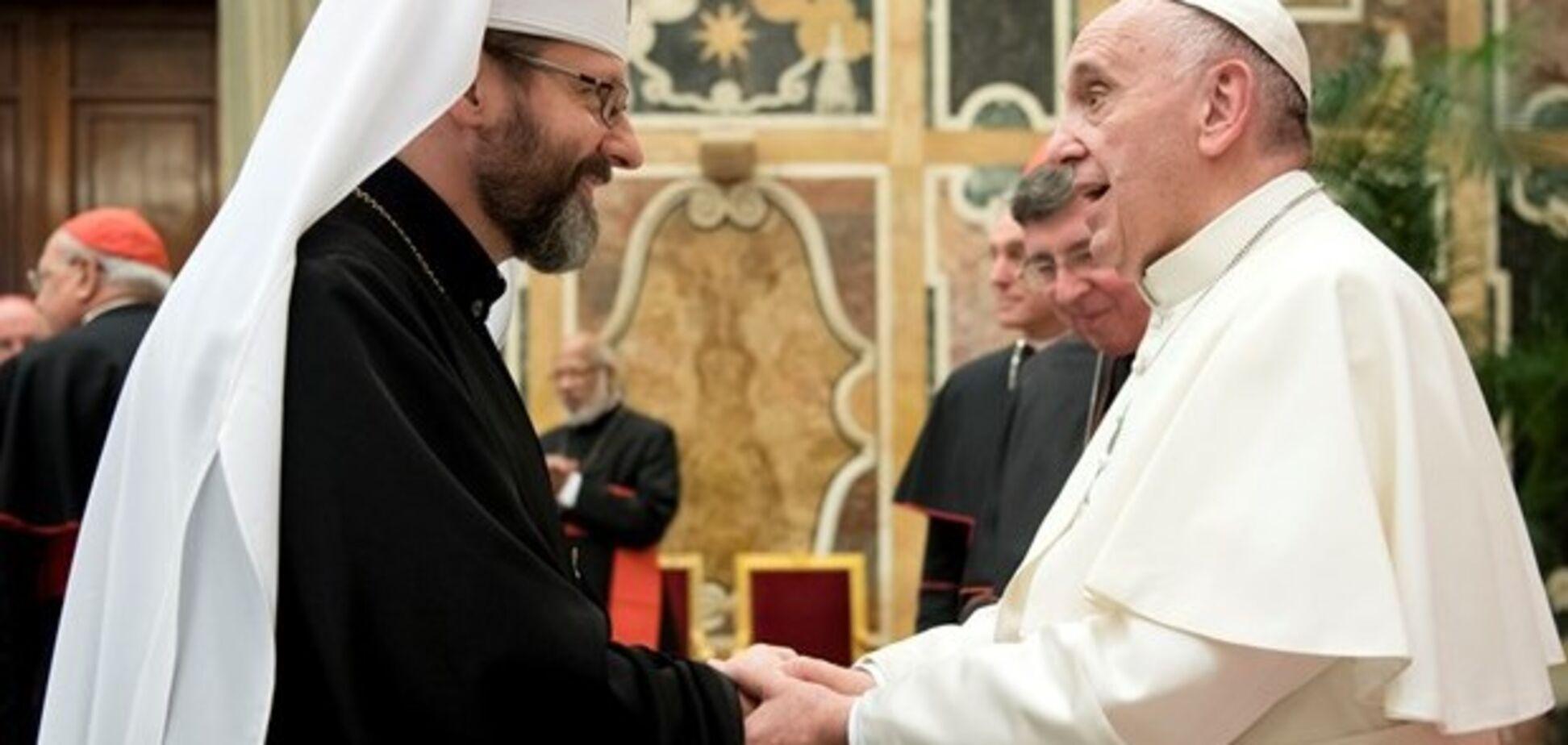 Мы ждали 200 лет: в УГКЦ рассказали об историческом решении, которое благословил Франциск