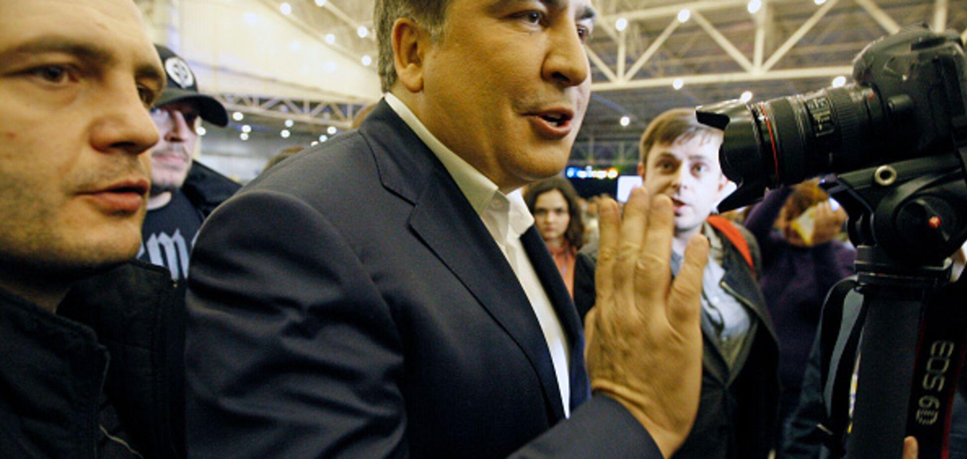 Его предупреждали: в Кабмине назвали 'опасные связи' Саакашвили