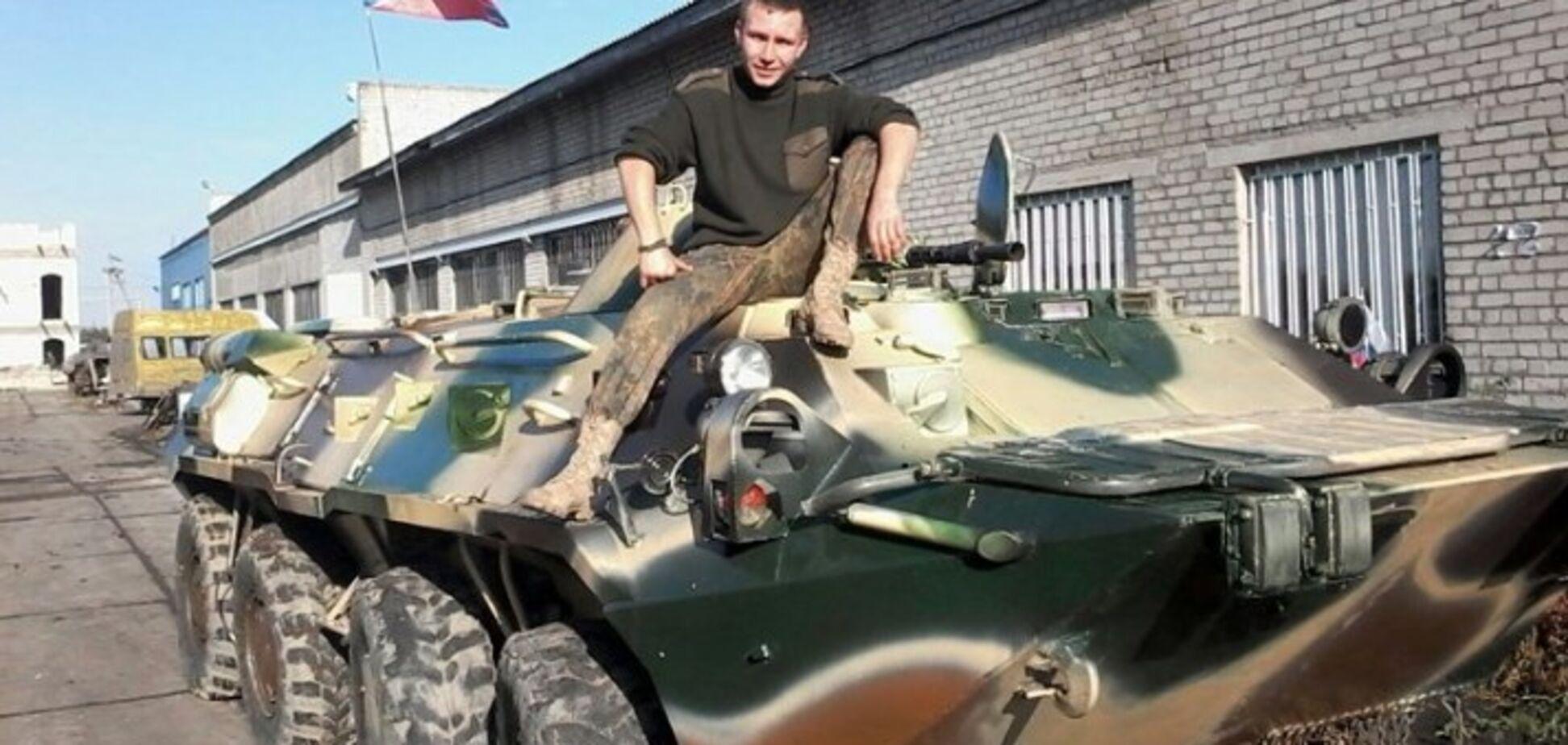 Російський терорист в Україні став 'вантажем 200'