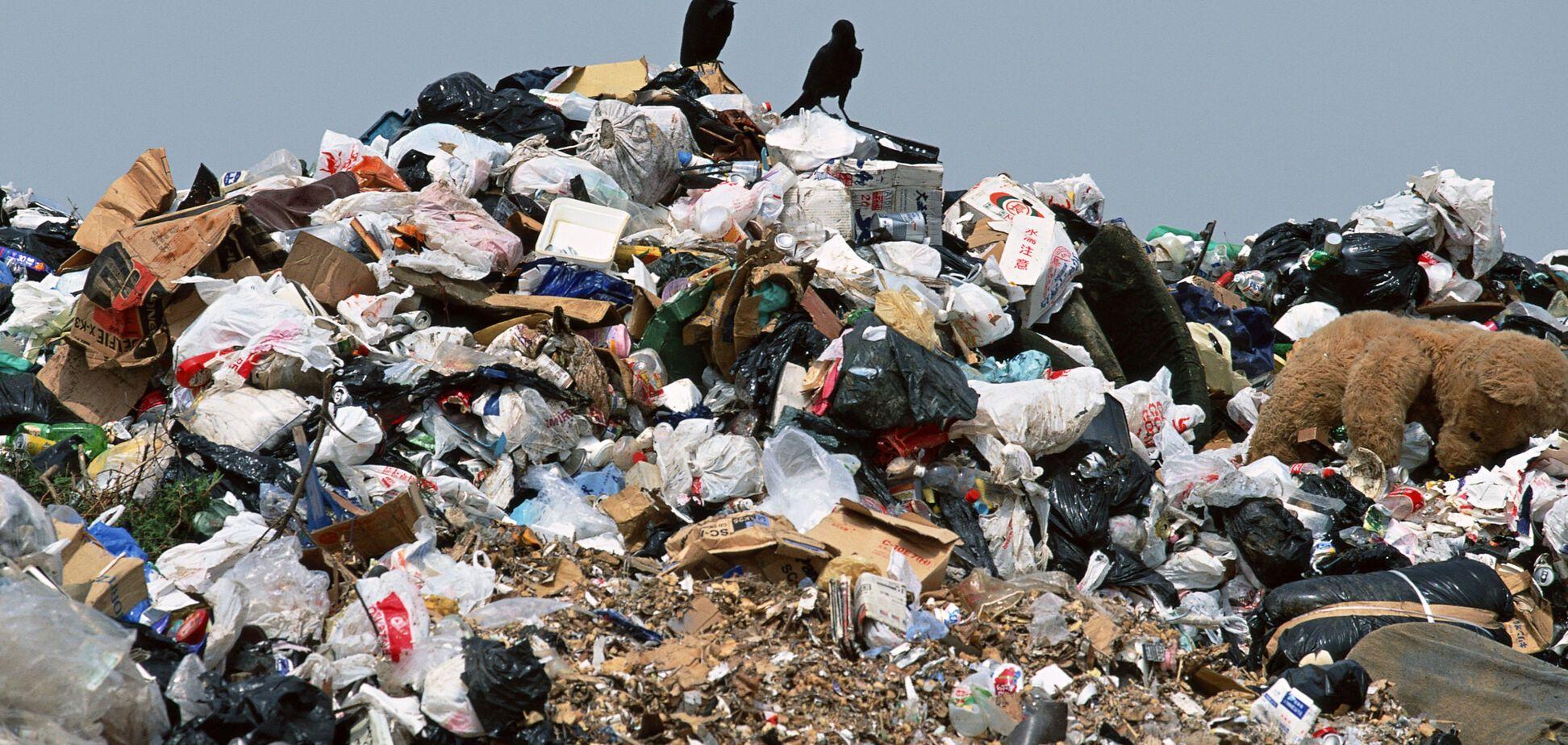 В Запорожье незаконно избавлялись от мусора