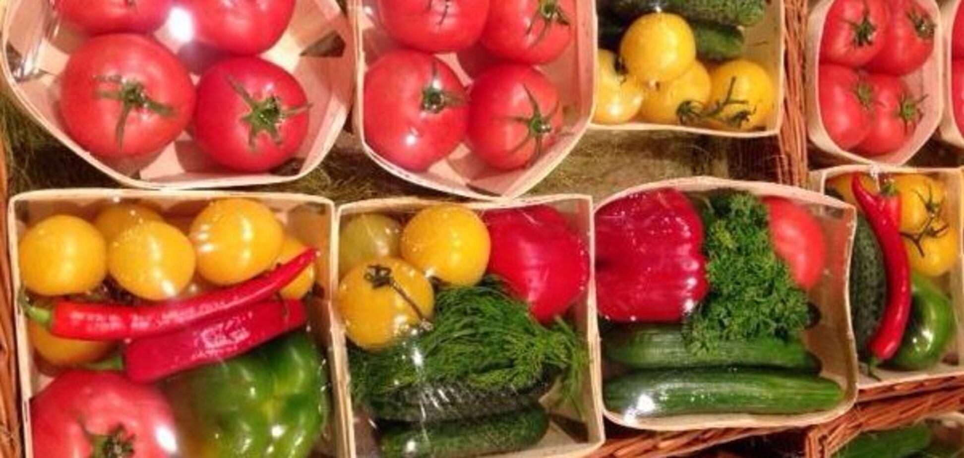 Запорожские тепличные огурцы и помидоры отправят в Европу