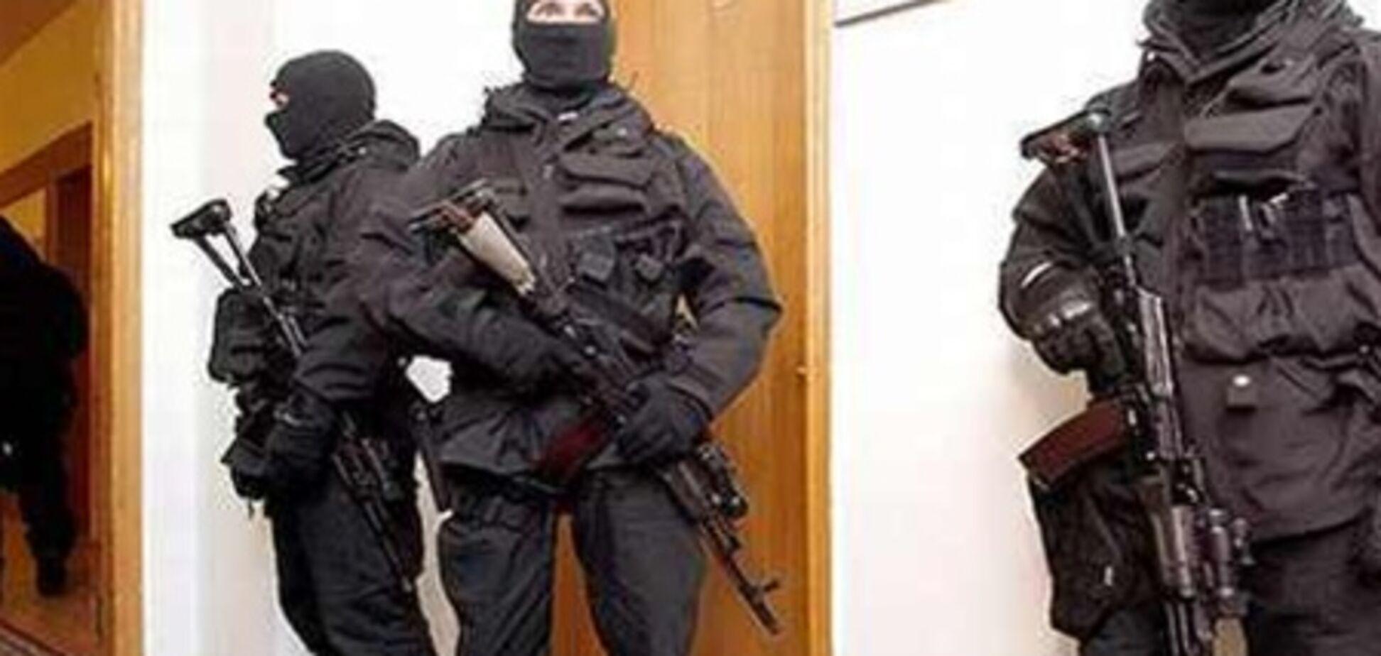 В Киеве полиция пришла с обыском к депутату