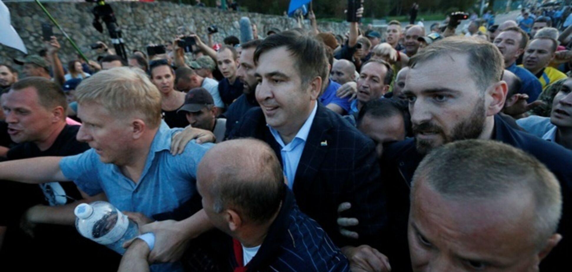 'Уроды торопятся': в сети указали на скрытые причины 'прорыва' Саакашвили и Ко