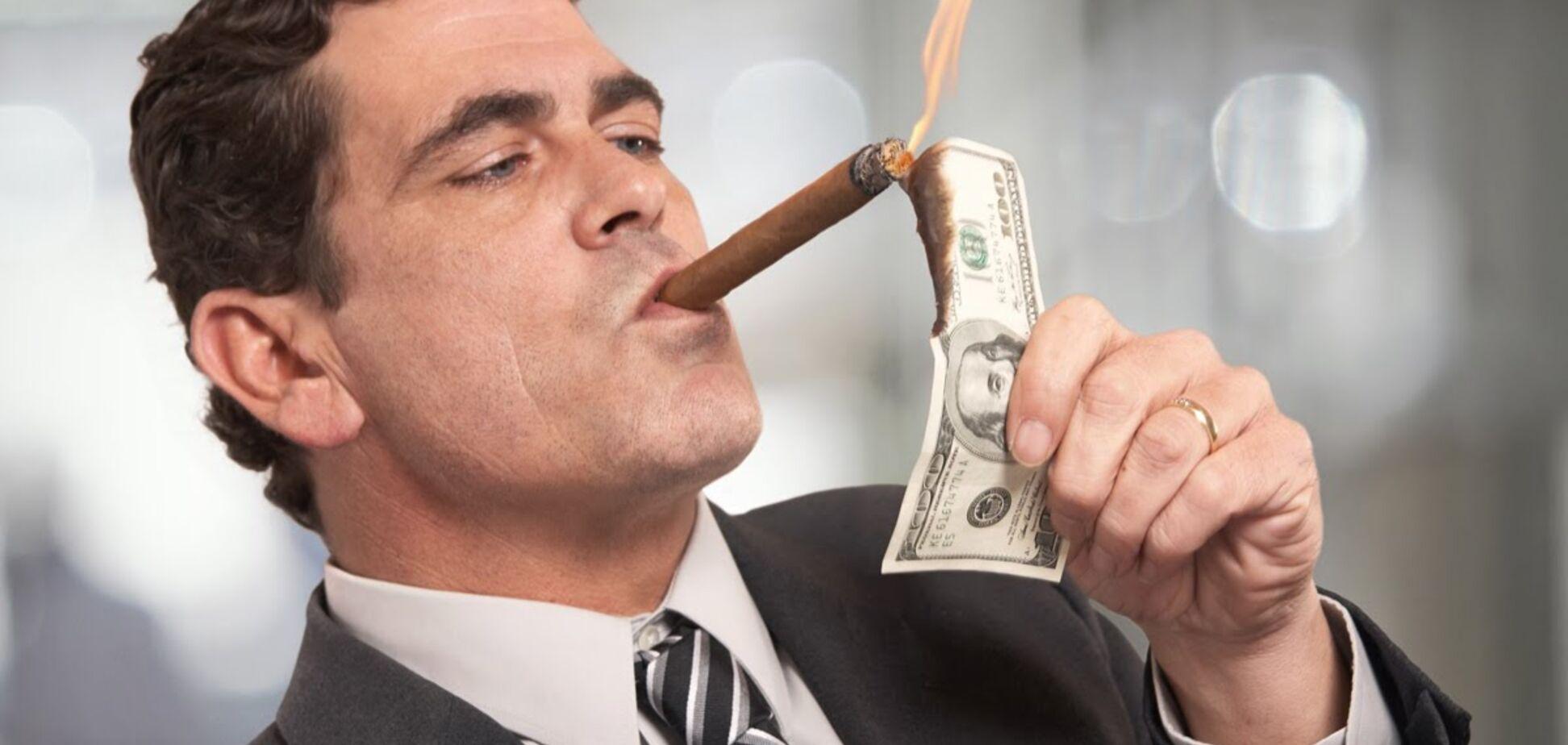 'Богатые - они ж дураки, денег не считают'