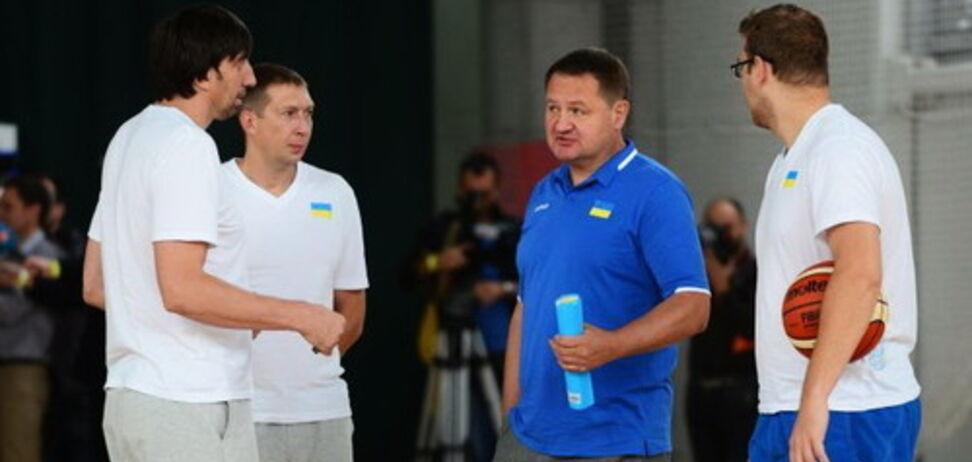 Мурзин сборная Украины
