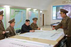 Лидер КНДР ищет цели для ядерных ударов по старым картам Google: западные СМИ показали фото