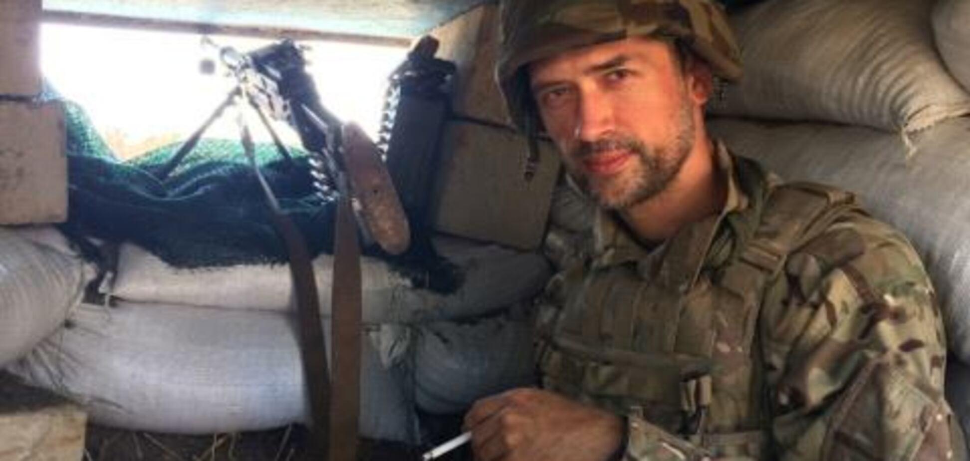 Анатолию Пашинину – 39: как звезда российского кино попала в силы АТО