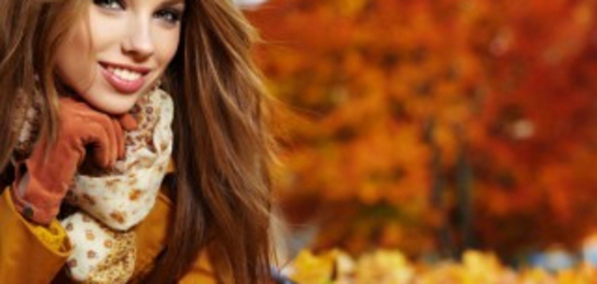 мода осень