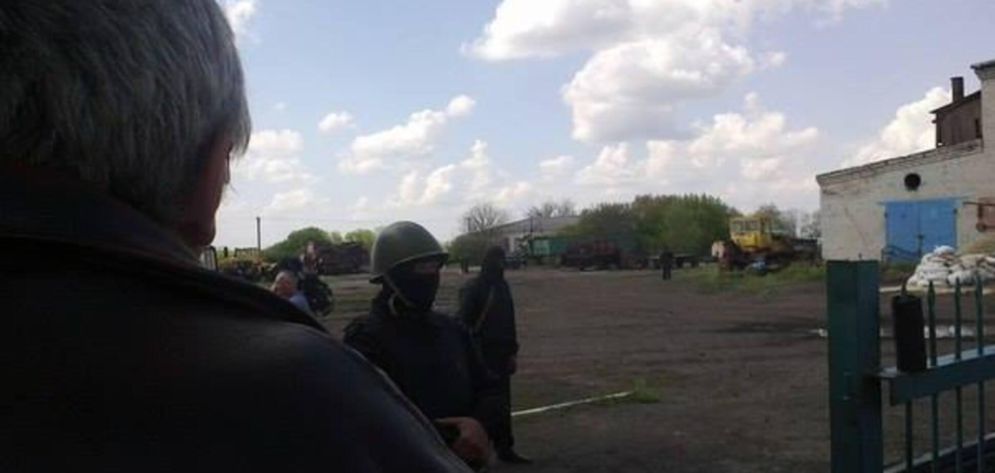 Как нас блокировали 'шахтеры' на Донбассе в 2014