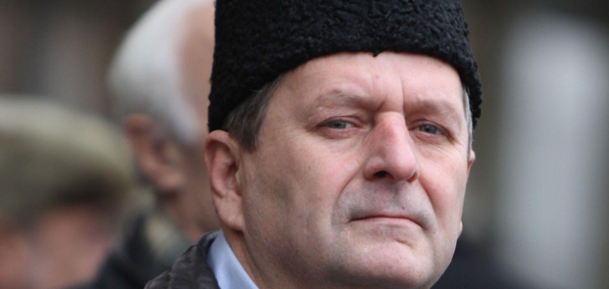 Глава Комитета Рады по правам человека призвал немедленно освободить Чийгоза