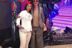 Ірина Хакамада з дочкою Марією