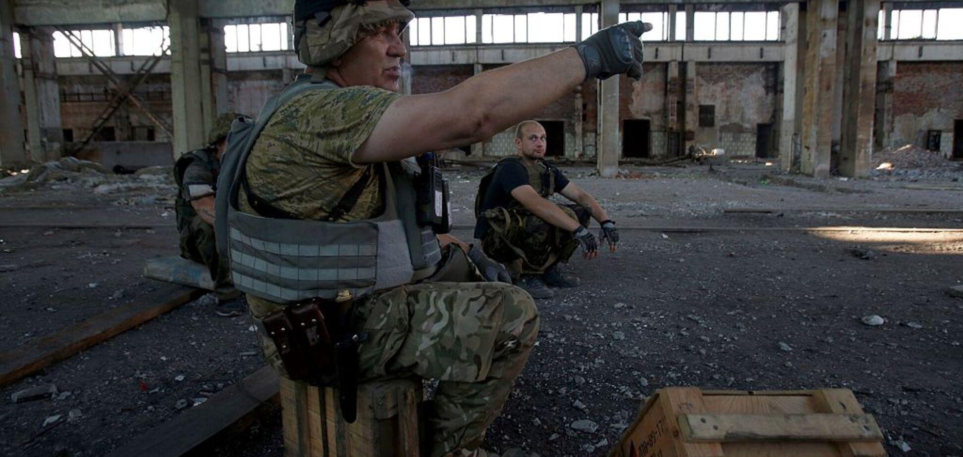 'Відкривали вогонь на поразку': терористи поранили бійця АТО під Авдіївкою