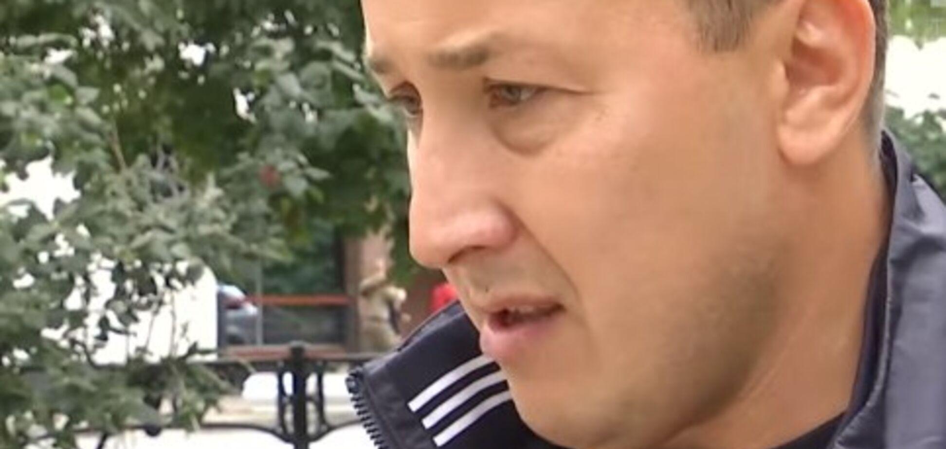 'Такого я ще не бачив': журналісти знайшли чоловіка, який врятував дитину з підірваного в Києві авто