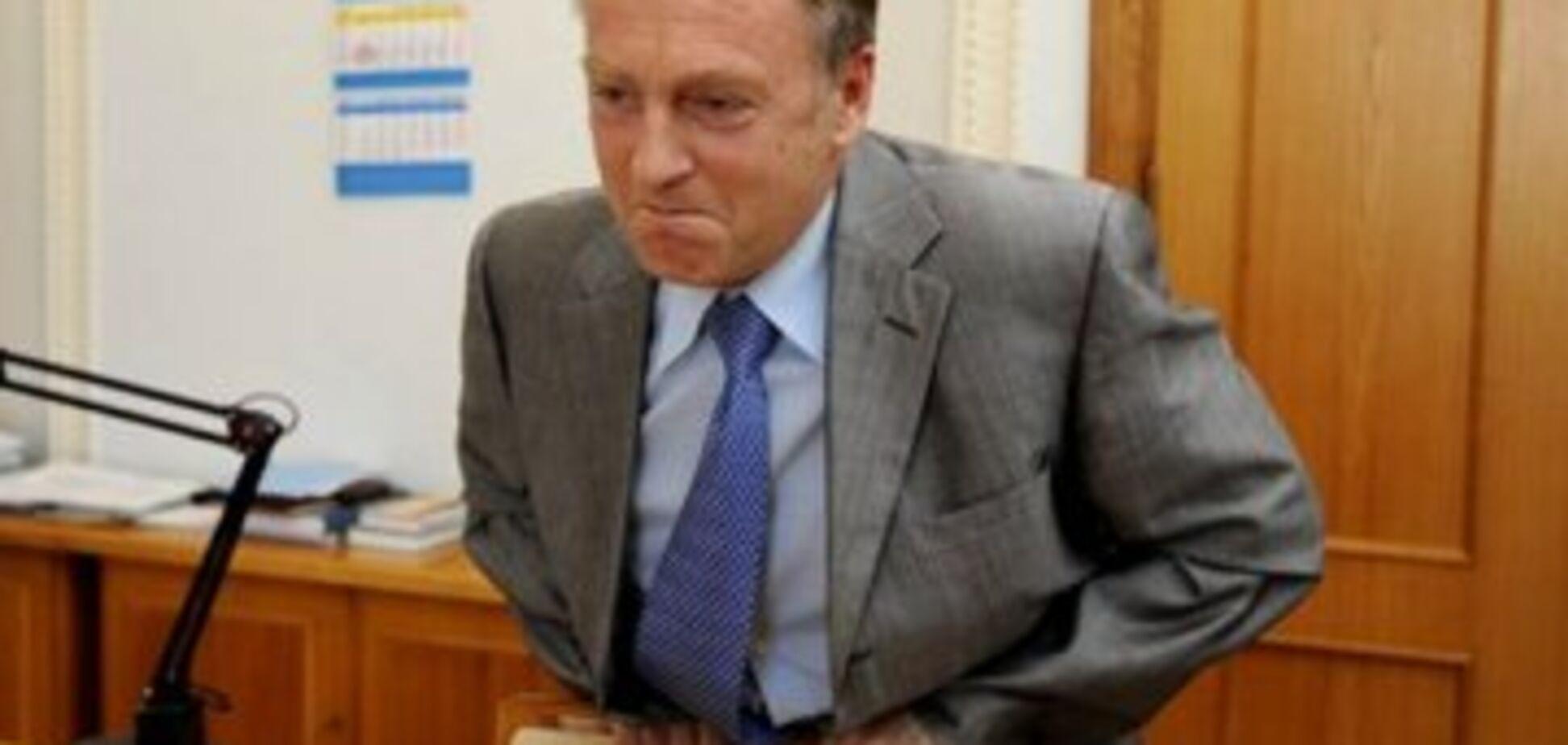 Конституционный переворот Януковича: суд арестовал Лавриновича