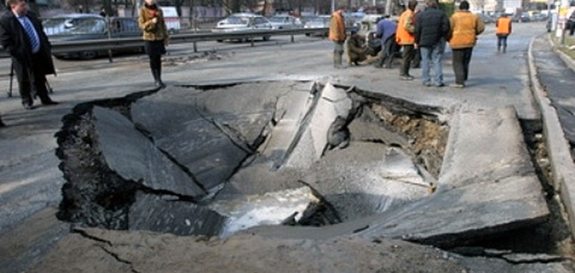 Счет на десятки тысяч: стало известно, сколько ДТП случается в Украине из-за плохих дорог