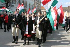 Дивна нація 'угорці'