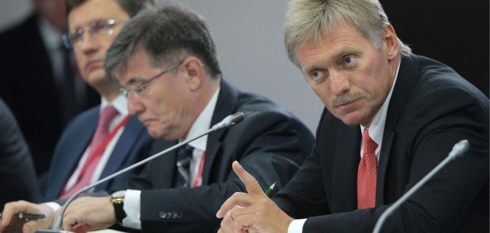Отказ России от поддержки 'Л/ДНР': в Кремле отреагировали на информацию СМИ