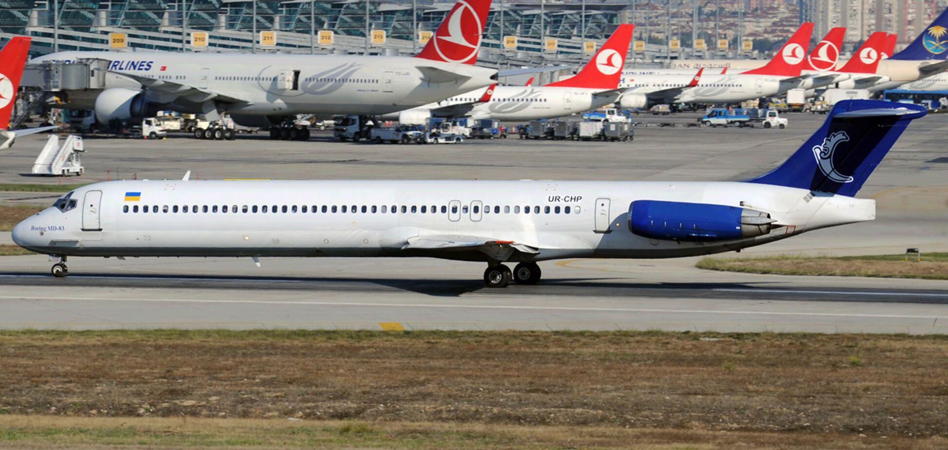 Українські авіакомпанії увійшли до списку санкцій США: названі причини