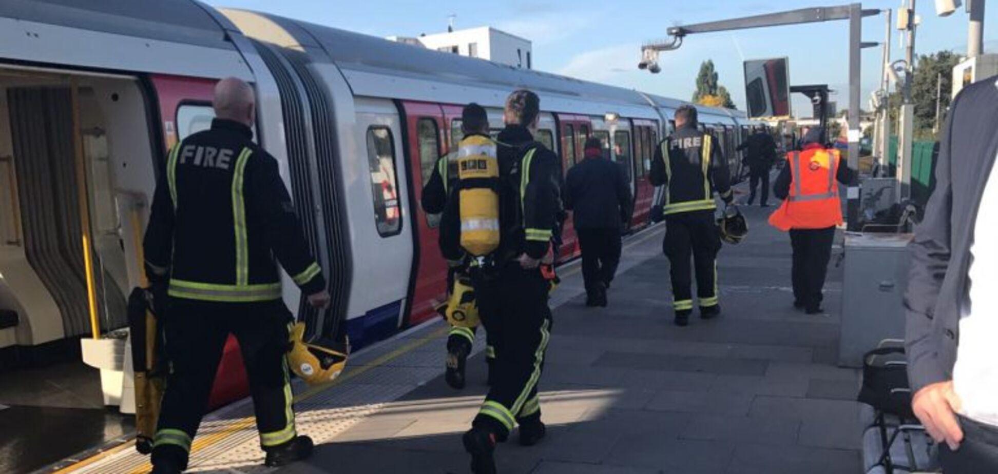 Обгоріли обличчя і волосся: у лондонському метро прогримів вибух