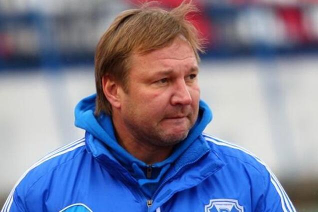 В московском клубе недовольны экс-тренером сборной Украины и хотят его выгнать