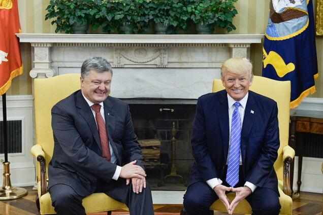 На высшем уровне: стало известно, о чем будут говорить Порошенко и Трамп