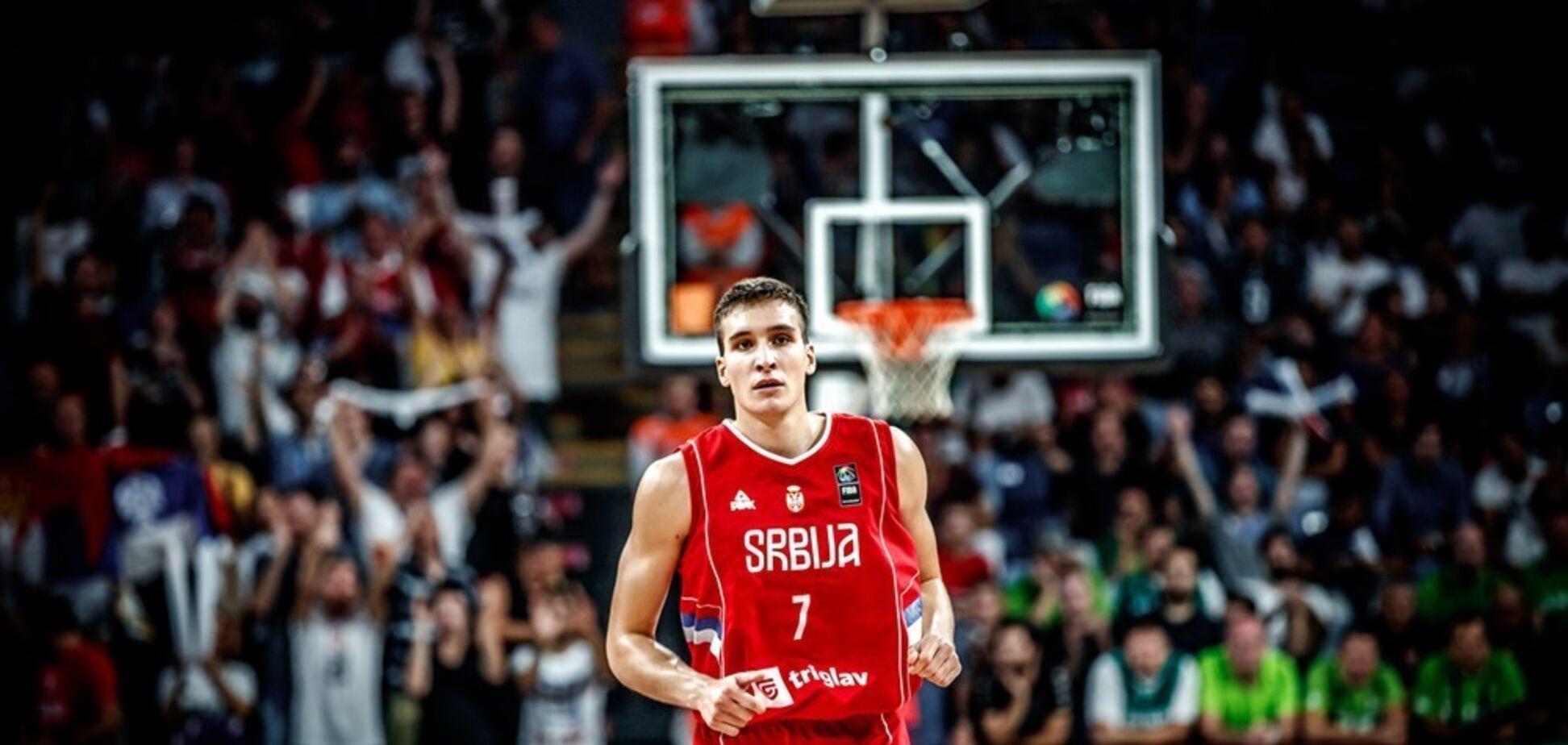 Сербія - Словенія