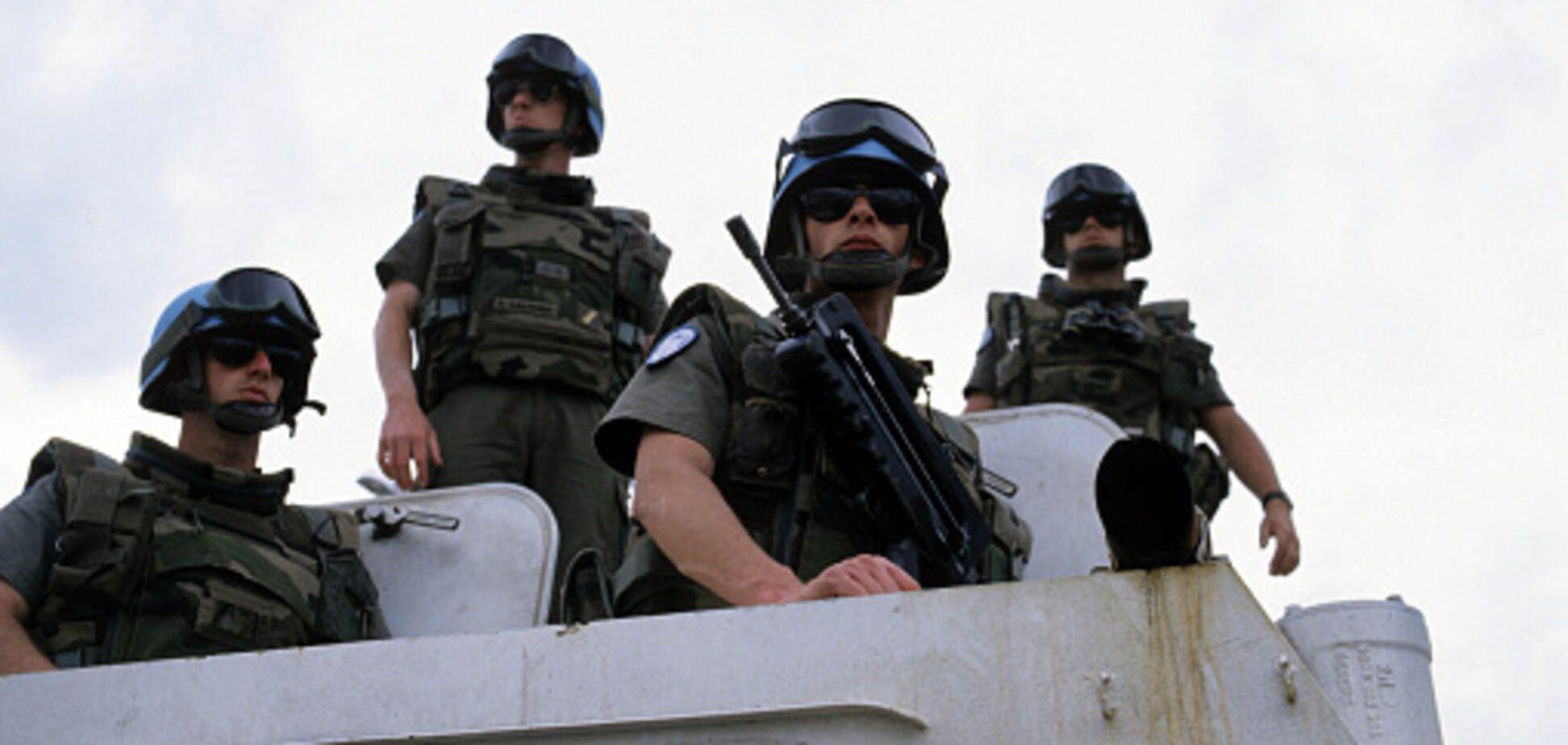 Введення миротворців на Донбас: Клімкін розкрив деталі підготовки