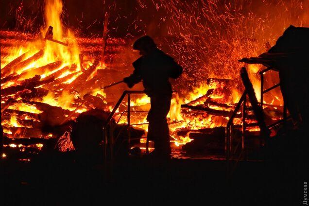 Детей забыли: всплыли шокирующие подробности пожара в Одессе