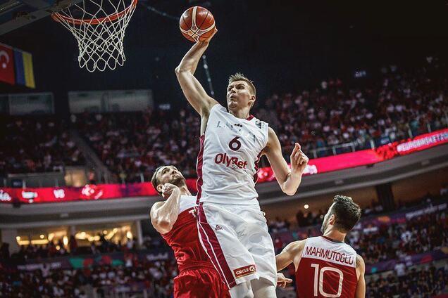 Латвия потратила рекордную сумму на страховку лидера сборной перед Евробаскетом