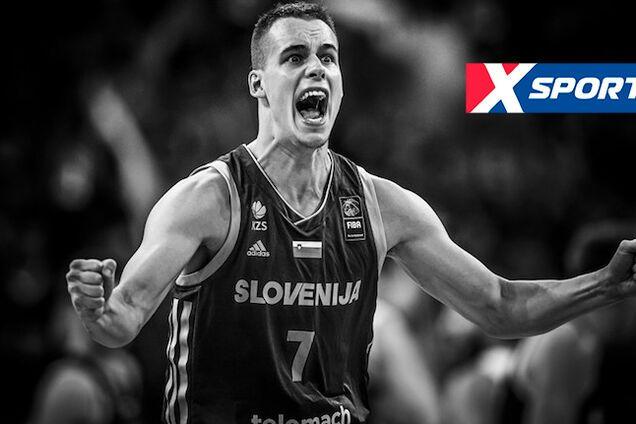 XSPORT покажет финал Евробаскета-2017